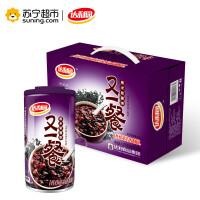 【苏宁超市】达利园 又一餐黑米紫薯粥360g*12 八宝粥