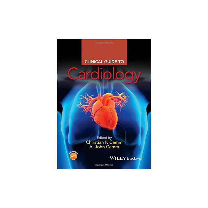 【预订】Clinical Guide to Cardiology 9781118755334 美国库房发货,通常付款后3-5周到货!