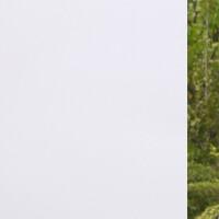 免胶静电磨砂玻璃贴膜窗户贴纸隔热防晒阳台卫生间浴室家用窗花纸 200x45cm