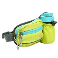户外多功能尼龙水帆布跑步水壶运动腰包放水杯大容量