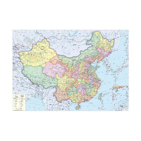 木质拼图1000片减压儿童玩具世界地图中国地图