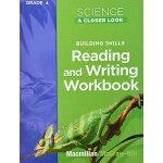 【预订】Science, a Closer Look, Grade 4, Reading and Writing in