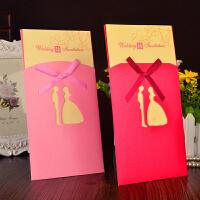 0721234704575欧式结婚庆用品创意结婚请帖婚礼请柬喜帖邀请函打印酒店