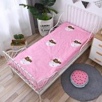 全棉幼儿园床垫春夏垫子幼儿童床褥子家用小床可拆洗小孩纯棉垫被