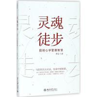 灵魂徒步 李安 著 北京大学出版社【正版保证】