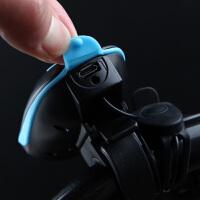 强光手电筒USB充电带电喇叭骑行装备配件山地自行车灯车前灯
