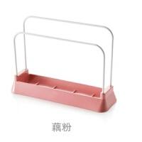 创意居家家居生活日用品小百货家庭厨房用具收纳置物架 藕色 藕粉色