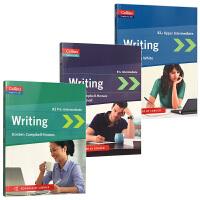 生活英语写作3本组套 英文原版 English for Life Writing 初级中级 中高级 写作指导工具书 英