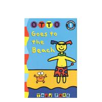 进口原版 Otto Goes to the Beach [平装] [2-6岁]