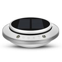 太阳能车载空气净化器除甲醛汽车内用负离子氧吧香薰PM2.5 白色 2018修订版