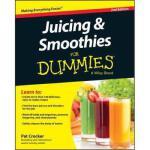 【预订】Juicing & Smoothies for Dummies, 2nd Edition 9781119057