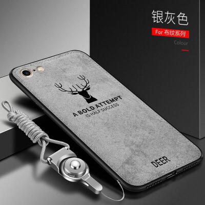 iphone6手机壳苹果6s复古6plus保护i6硅胶套6p全包边防摔ip6软壳6