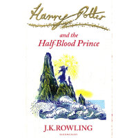 Harry Potter and the Half-Blood Prince 哈利波特与混血王子(英国版) 9781408810583