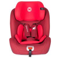 澳洲品牌儿童安全座椅汽车用车载宝宝婴儿9个月-12岁增高坐垫简易 巴罗萨酒红【澳洲品牌更安全可靠】+领券省100元