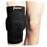 加厚防撞防跪 排球街舞足球守门员 海绵护膝护腿 黑色(高弹力,两只装)