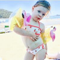 澳洲 原单火烈鸟螃蟹儿童手臂圈/辅助游泳圈 游泳水袖