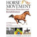【预订】Horse Movement: Structure, Function and Rehabilitation