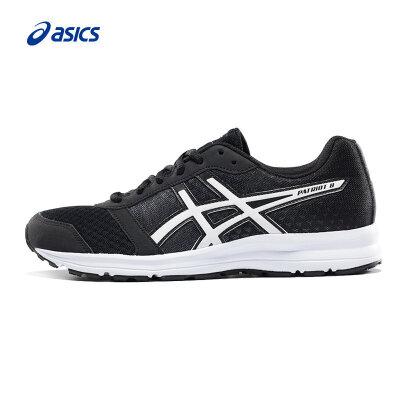 ASICS/亚瑟士舒适透气缓冲跑步鞋PATRIOT 8男T619N-9001舒适透气缓冲跑步鞋
