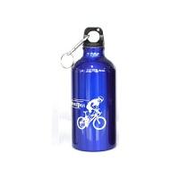 铝合金自行车新款运动水壶 500ML户外骑行水壶 配登山扣 500ml