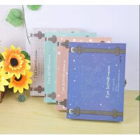 A4联华时间旅行箱盒装同学录 可爱创意唯美毕业纪念册通讯录70张