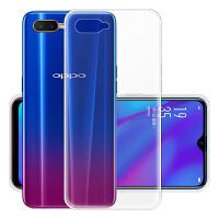 oppok1手机壳 OPPO R15X手机套 oppok1/r15x保护套壳 透明硅胶全包手机壳套TPU软壳
