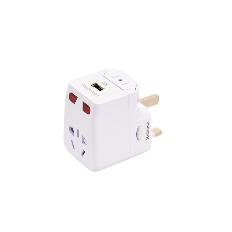 智能转换插座USB插头转换器出国旅游国际通用多功能欧洲欧标旅行全球通 品质保证,支持货到付款 ,售后无忧