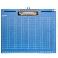 齐心A725 便携式 书写板夹 A4文件夹 横式文件夹 颜色随机