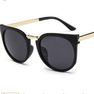 韩版金属腿太阳眼镜6052 时尚明星款墨镜炫彩百搭眼镜男女太阳镜