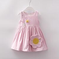 女童连衣裙婴儿裙子夏新款小儿童公主裙夏季女宝宝夏装