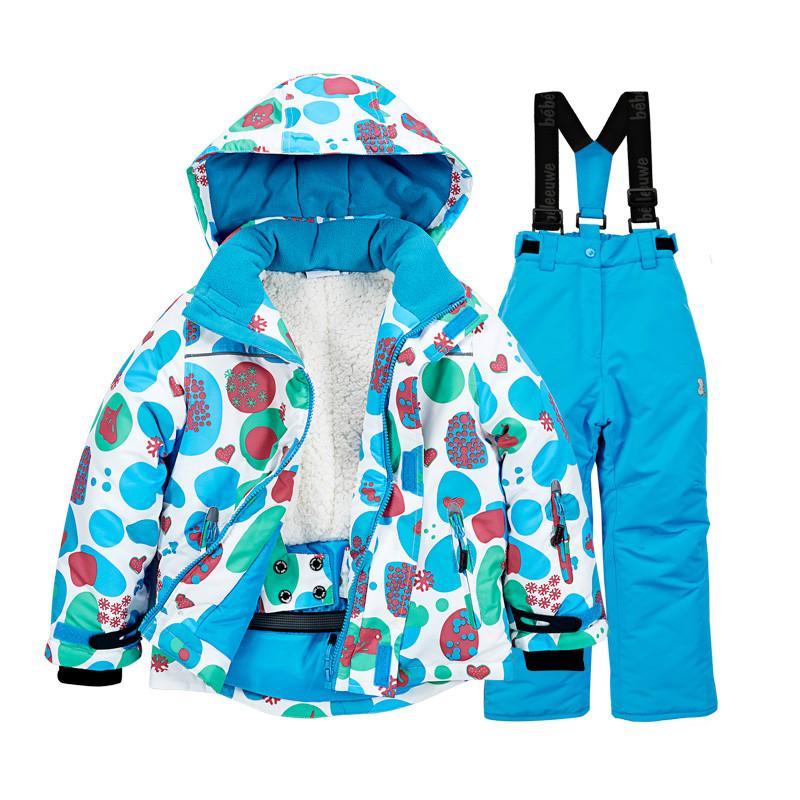 儿童滑雪服套装加厚防水男童宝宝滑雪衣中大童女童冲锋衣保暖雪乡 99蓝衣+蓝裤(预售1月份发货) 慎拍! 发货周期:一般在付款后2-90天左右发货,具体发货时间请以与客服协商的时间为准