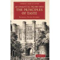 【预订】An Analytical Inquiry Into the Principles of Taste