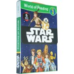 Disney Star Wars World of Reading L1 迪士尼星球大战分级读物 6本册 英文原版绘本
