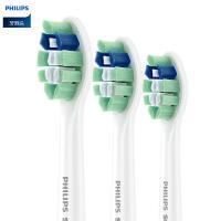 飞利浦(PHILIPS)HX9023 电动牙刷头三支装 适用HX3110/HX3120/HX6730/HX9362等