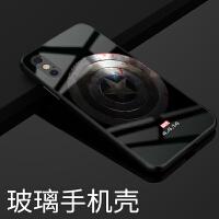 苹果8plus手机壳7p玻璃壳6s美国队长8X复仇者联盟plus硬壳全包6sp 苹果6 6s(玻璃壳)