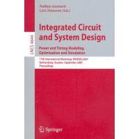 【预订】Integrated Circuit and System Design. Power and Timing M