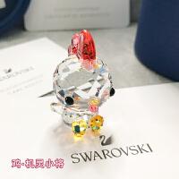 现货 施华洛世奇全国联保ZODIAC十二生肖水晶摆件5302559