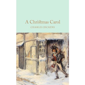 圣诞颂歌 英文原版 A Christmas Carol (Colour illustrated)