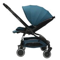 AULON婴儿推车可坐躺新生儿童轻便推车四轮避震折叠婴儿车