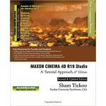 【预订】Maxon Cinema 4D R19 Studio: A Tutorial Approach 9781640