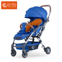 Bair婴儿推车双向轻便折叠可坐可躺0-1-3岁德国伞车便携式婴儿车
