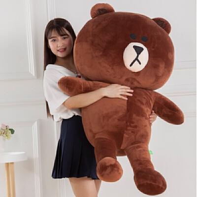 巨型3米4公仔特大号3.4超大毛绒玩具熊2.5m送女友布偶娃娃 发货周期:一般在付款后2-90天左右发货,具体发货时间请以与客服协商的时间为准