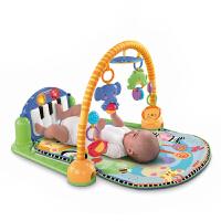 琴琴健身器婴幼儿健身架音乐钢琴W2621早教子宝宝玩具 W2621