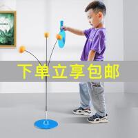 网红拼兵兵弹力软轴乒乓球训练器儿童自练神器玩具家用室内同款