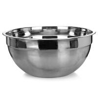 津熙优品jxsuperior烘培工具不锈钢盆 加深搅拌盆 调料盆28cmJX00210