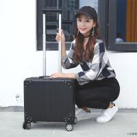 登机箱小型行李箱16小尺寸拉杆箱商务拖箱包旅行箱男女18密码箱子