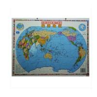 大小号磁性世界 中国地图拼图拼板 儿童智力拼图 立体
