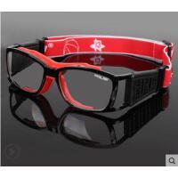 小孩防护眼镜防雾户外男童踢足球眼镜可配近视专业儿童运动眼镜篮球