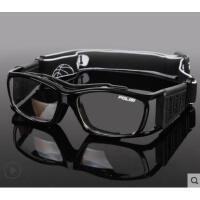 防护眼镜男士运动眼镜框篮球眼镜近视 防雾户外足球眼睛装备