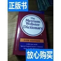 [二手旧书9成新]The Merriam-Webster Dictionary(韦氏词典) /梅?