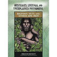 【预订】Bigfoot, Yeti, and Other Ape-Men